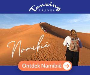Kuoni/Tenzing Travel - Win een reis naar Namibië