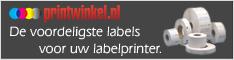 Printwinkel | Toners | Drums | Faxrollen | Inktcartridges | Dymo etiketten | Labels | Inktlinten | Labels | Papier