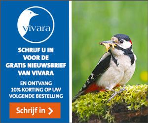Vraag de Vivara nieuwsbrief aan