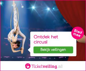 Goedkoop naar het circus