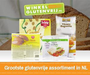 voedingsmiddelen zonder gluten