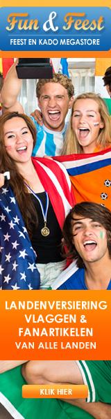 Landen vlaggen & versiering