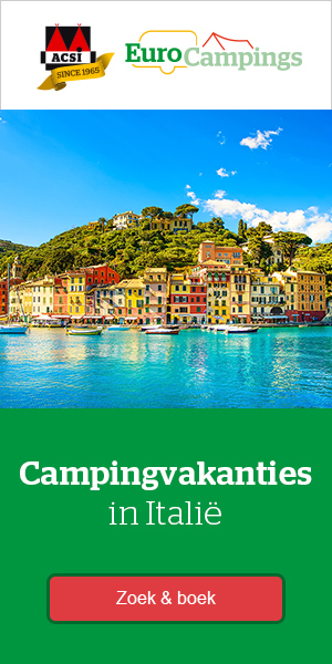 Campingvakanties in Italie