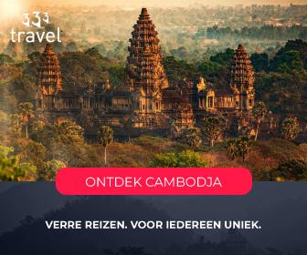 Reizen naar Cambodja