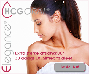 Elegance Oral 30 - krachtige afslankkuur