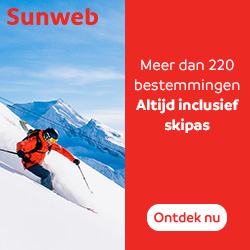 Sunweb Wintersport voor het hele gezin