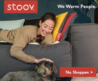 Stoov® warmtekussen voor binnen en buiten
