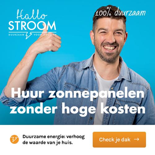 Klik hier voor de korting bij HalloStroom.nl