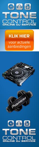 ToneControl.nl DJ shop