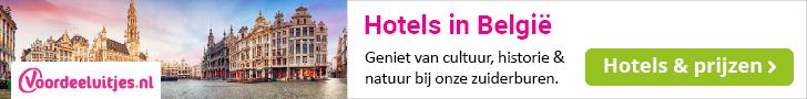 Hotels in Belgie