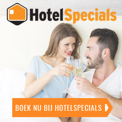 HotelSpecials bij de VakantieMan
