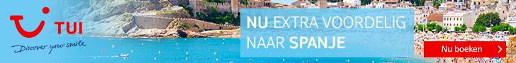 tips van TUI voor de zomervakantie in Spanje