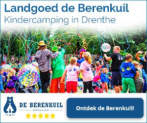Landgoed dde Berenkuil Kindercamping in Drenthe