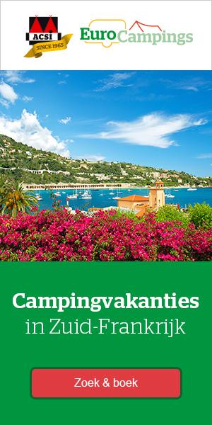 Campingsvakanties in Zuid Frankrijk