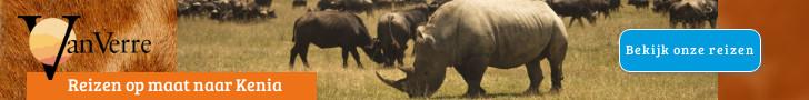 Rondreizen Kenia