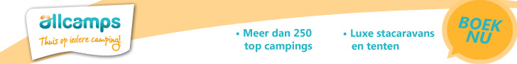 campings en kampeervakanties 2021 van Allcamps