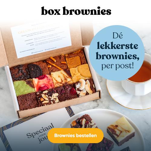 Box Brownies bestellen