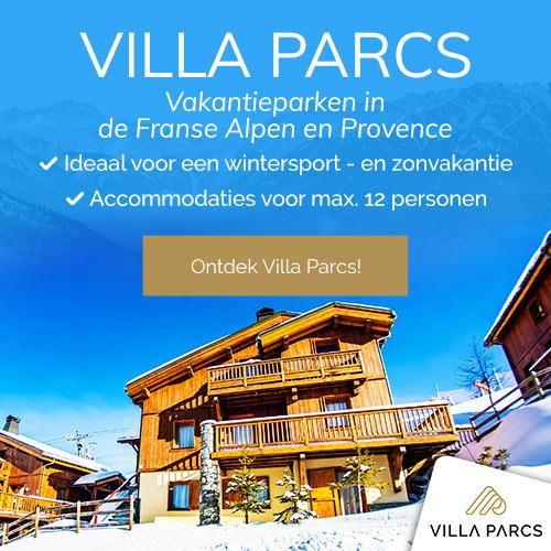 Villa Parcs Vakantiehuis Franse Alpen