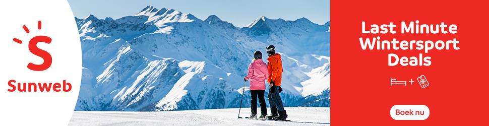Sunweb Wintersport - Meer dan 220 bestemmingen