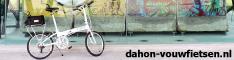 Klik hier voor de korting bij Dahon-vouwfietsen
