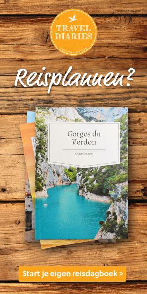 Vakantie Reisboek