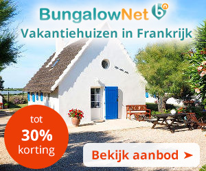 banner 300x250 Vakantiehuizen in Frankrijk