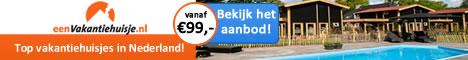 Ga naar de website van Eenvakantiehuisje.nl!