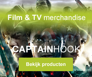 Captain Hook movie merchandise