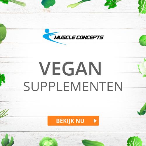 Vegan supplementen