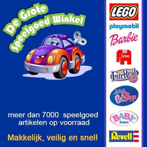 Meer dan 7000 producten uit voorraad leverbaar - De Grote Speelgoedwinkel
