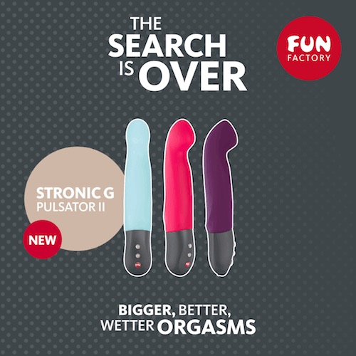 Fun Factory Stronic G - G-spot Pulsator