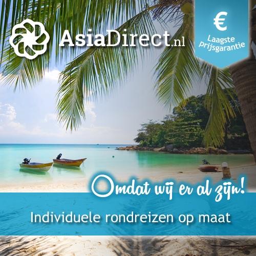 AsiaDirect Individuele rondreizen op maat