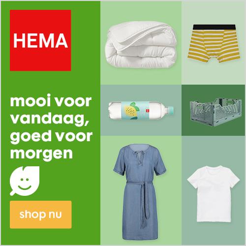 Klik hier voor de korting bij HEMA