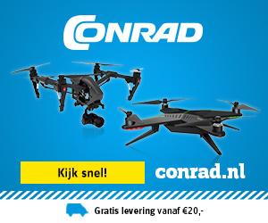 Drones bij Conrad kopen