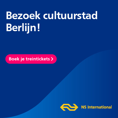 Bezoek Berlijn per trein
