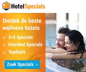 Wellness Hotels bij HotelSpecials