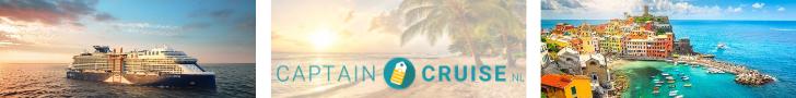 Captain cruise cruisreizen aanbiedingen in 2020