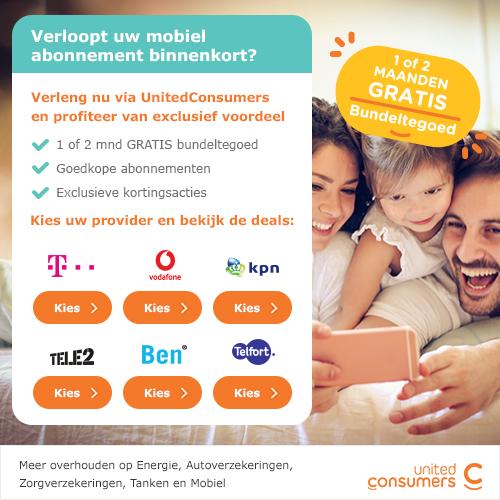 Verplichte titel: Uw Mobiel abonnement verlengen? Nu tot 2 maanden gratis!