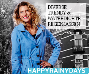 HappyRainyDays.nl – Tot 50% korting