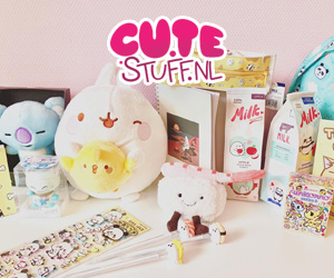 CuteStuff.nl  |  Look cute  Play cute Be cute