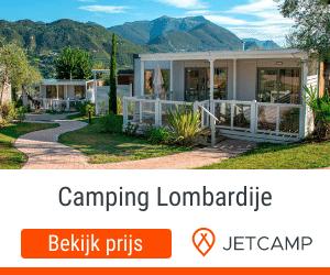 Campings in Lombardije Jetcamp