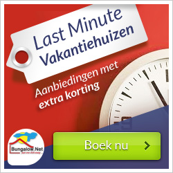 Last Minute Vakantiewoningen