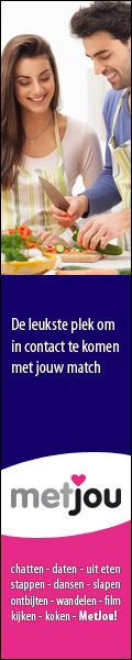 Ontmoet je match op MetJou.nl