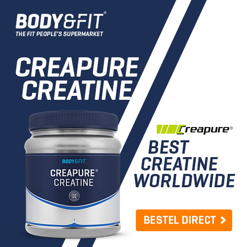 body&fit creatine pure