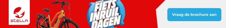Stella Bro ebike goedkoop bestellen - Stella Verrast - Tot 40% E-bike korting