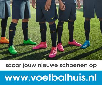 De grootste collectie voetbalschoenen van Nederland!