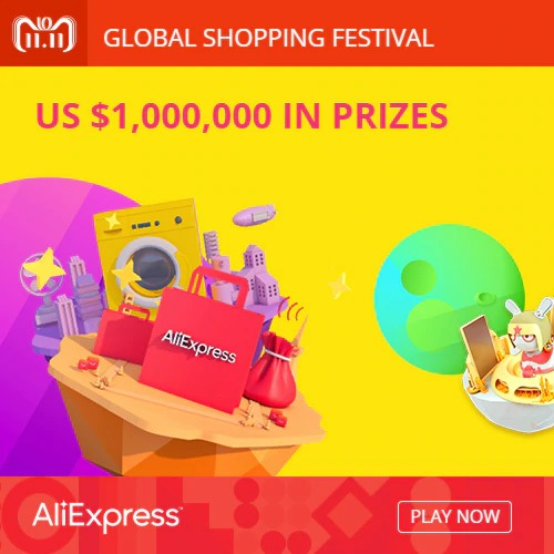 AliExpress | Global shopping festival