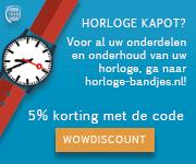Horloges of horlogebanden bestellen? Via Horloge-Bandjes.nl krijgt u topservice én topprijzen!