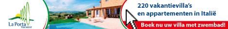 Ga naar de website van La Porta Vacanze!