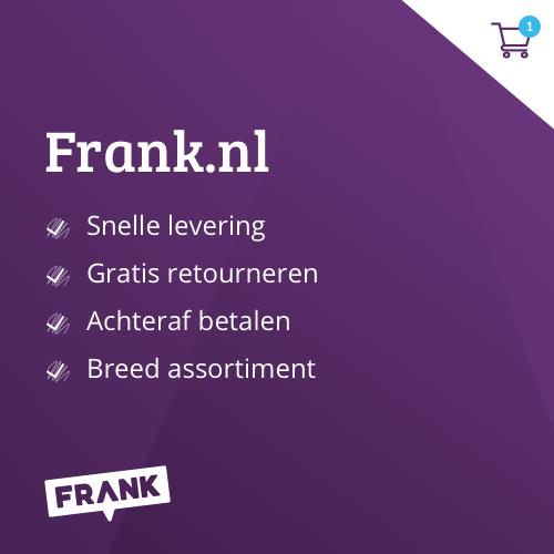 Klik hier voor de korting bij Frank.nl